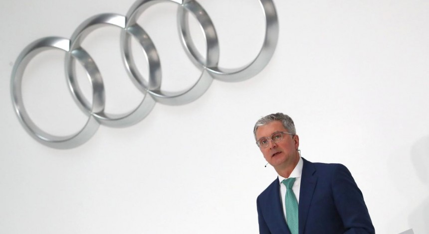 DW: Audi Chief Executive Rupert Stadler detained