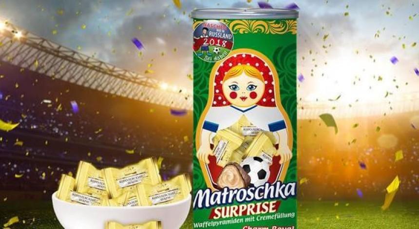 Німецький дистриб'ютор прокоментував продаж українських цукерок з рекламою ЧС в Росії