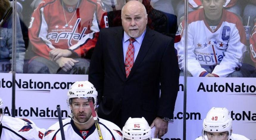 Тренер, який виграв для Вашингтона Кубок Стенлі, пішов у відставку