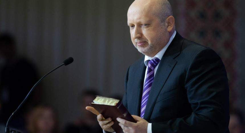 """Ukraine preparing """"powerful package"""" of sanctions over sham elections in Donbas – Turchynov"""