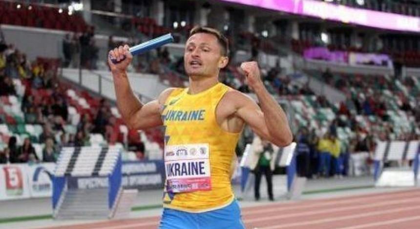 Украинские легкоатлеты заняли второе место на Международной матчевой встрече в Минске