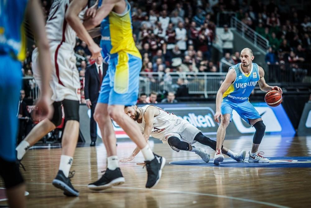 Збірні України та Латвїї розіграють 2-е місце в підсумковій турнірній таблиці першого етапу відбору ЧС / fbu.ua