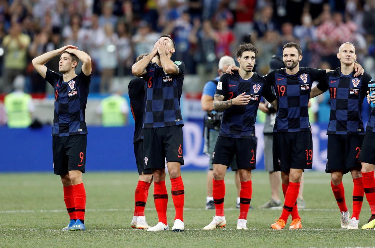 Збірна Хорватії стала чвертьфіналістом ЧС-2018 / Reuters