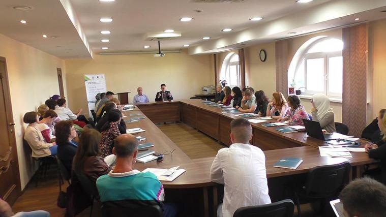 VII Международная молодежная летняя школа исламоведения / islam.in.ua