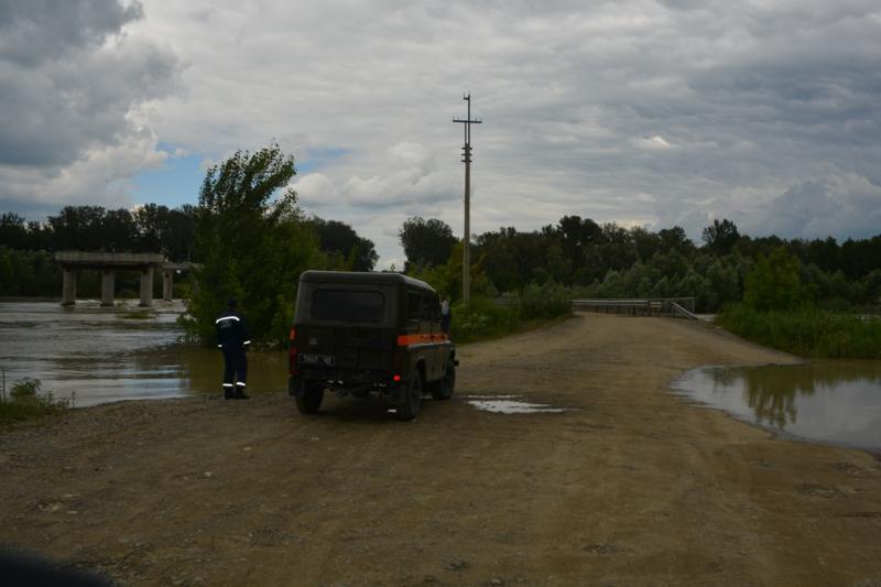 К ликвидации последствий ненастья от ГСЧС привлекались 236 спасателей и 80 единиц техники / dsns.gov.ua