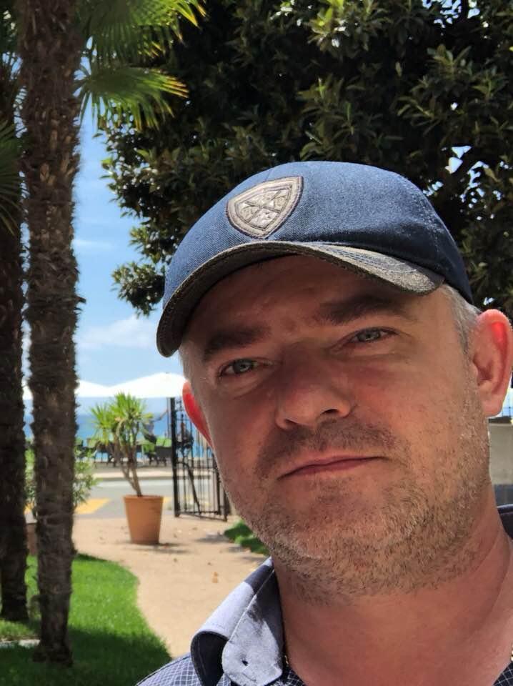 Ржавского нашли мертвым / фото facebook.com/aleksandr.rzhavsky