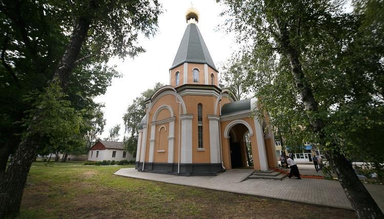 Храм на честь святителя Луки Кримського / eparchia.kharkov.ua