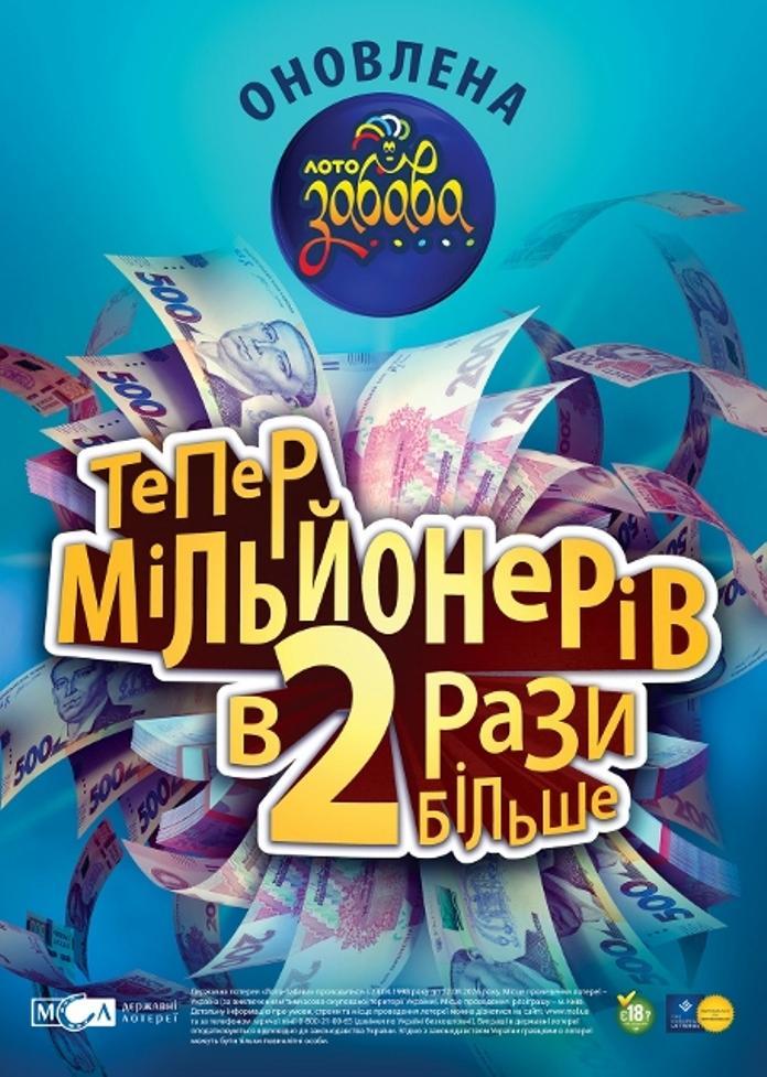 В Киеве выиграли 1 миллион гривен