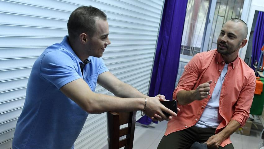 """Верняев и Бедняков презентуют новую выездную форму """"Шахтера"""" / shakhtar.com"""