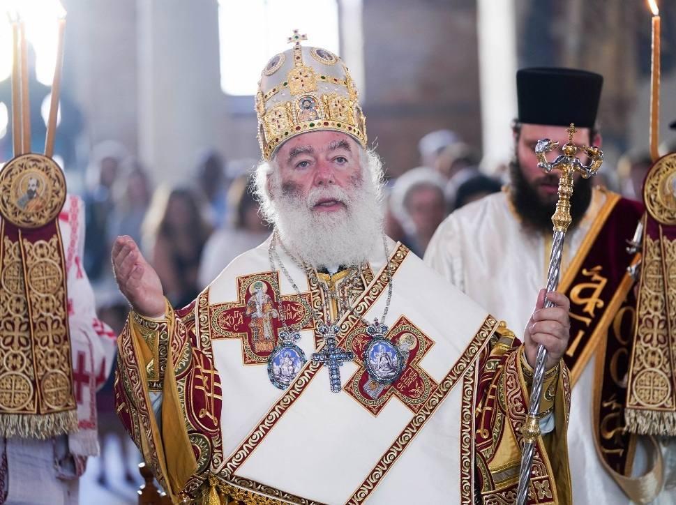 Патріарх Феодор II / hramzp.ua