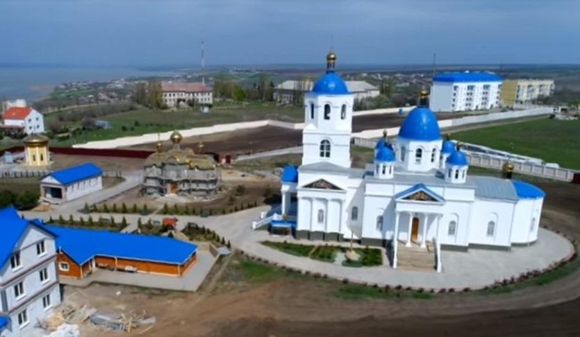 Храм на честь Покрова Божої Матері - нова духовна святиня Міжлимання / eparhiya.od.ua