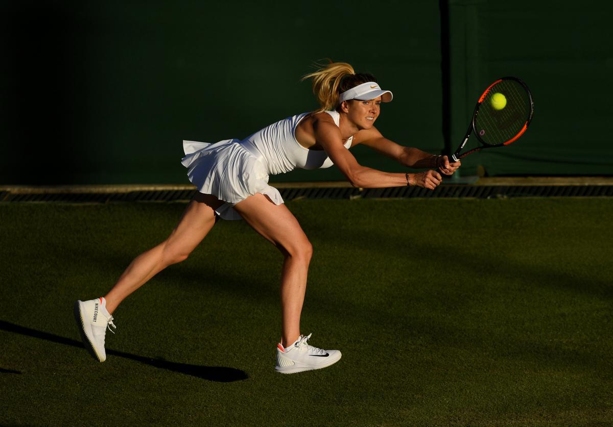 Элина Свитолина готовится к новым турнирам и, параллельно, снимается в модных журналах / REUTERS