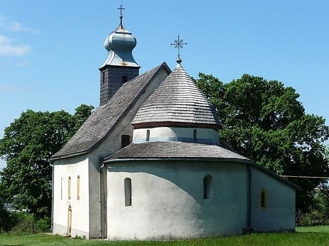 Горянская ротонда / cikave.com.ua