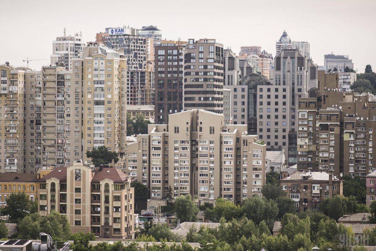 Согласно законопроекту, на месте снесенных зданий будут построены новостройки / фото УНИАН Владимир Гонтар