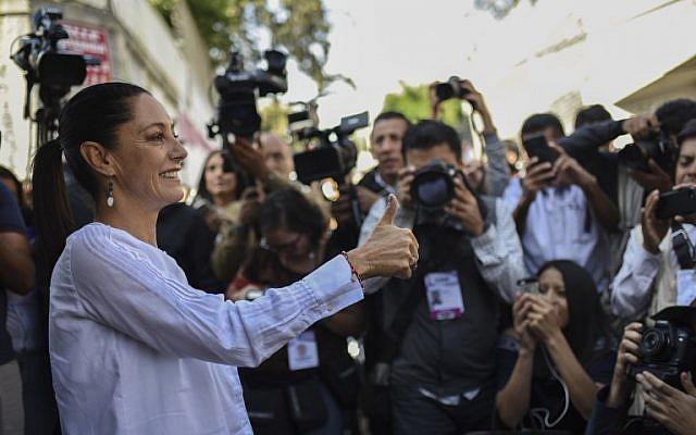 Мехико впервые в истории выбирает мэром еврейку / lechaim.ru