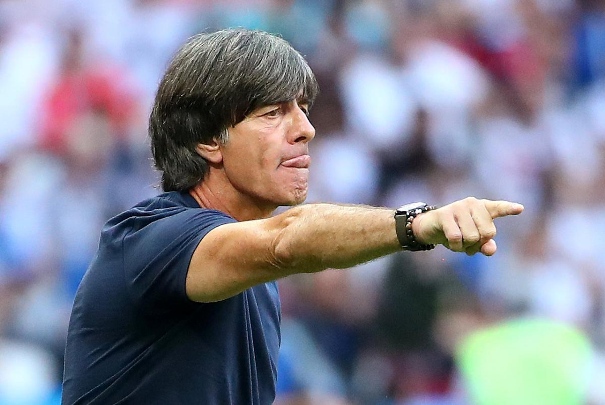 Йоахім Лев залишиться на чолі збірної Німеччини з футболу / Reuters