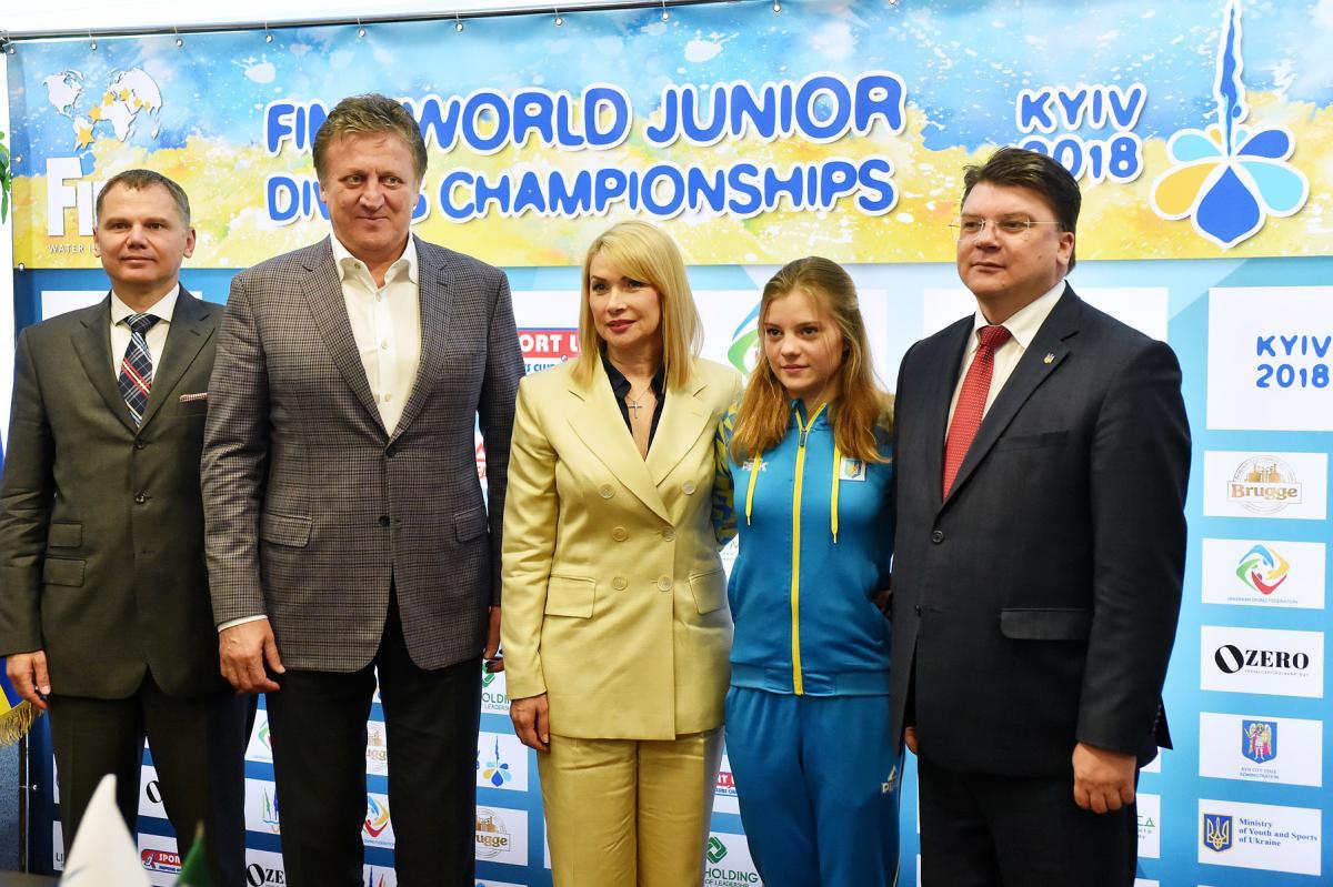 Чемпіонат світу відбудеться в Києві наприкінці липня / Павло Кубанов
