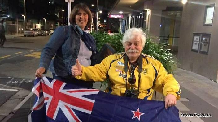Несколько месяцев назад Подрезан вернулся с двух последних зарубежных этапов — Мельбурна и Сиднея / SBS