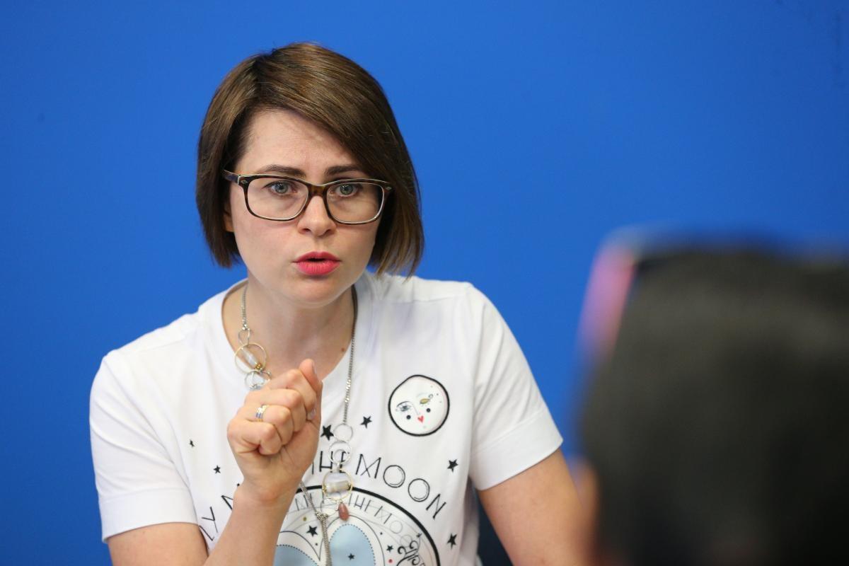 Юлия Ярмоленко: Не стоит ждать, пока ребенок спросит или надеяться, что эта тема пройдет мимо него. Поверьте, даже в садике найдутся «просветители» / Фото УНИАН