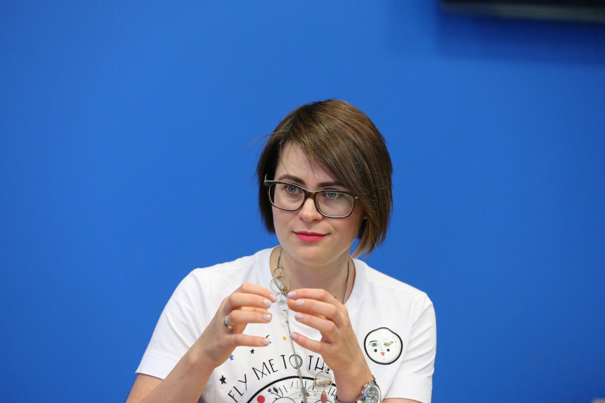 Юлия Ярмоленко: Тема сексуальности абсолютно нормальна и о ней можно говорить комфортно, деликатно, адекватно, грамотно / Фото УНИАН
