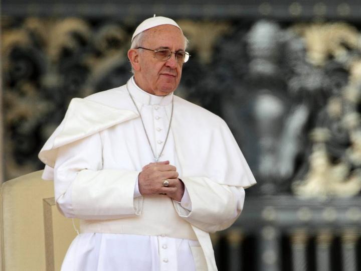 Папа Франциск призвал молиться за священников / day.kyiv.ua