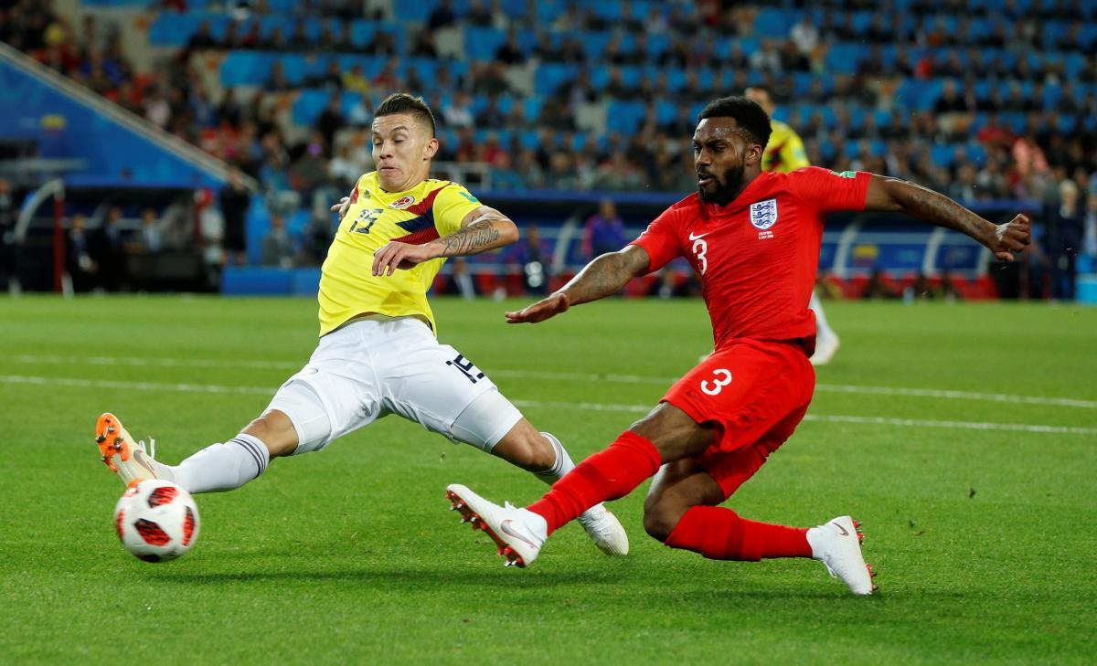 Колумбия - Англия / REUTERS