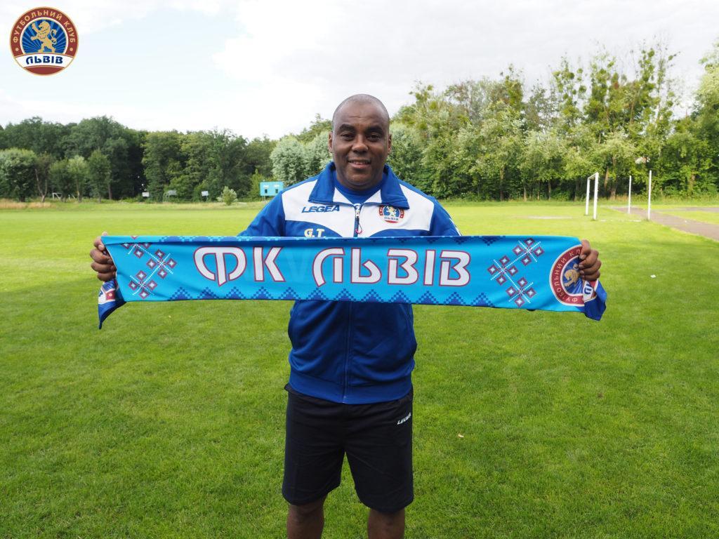 Жилмар да Сілва провів перше тренування з новою командою / фото fclviv.com.ua