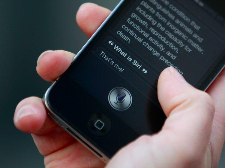 Siri заговорит на украинском \ фото REUTERS