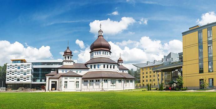 Религиозные организации могут освободить от паевых взносов при строительстве / Украинский католический университет