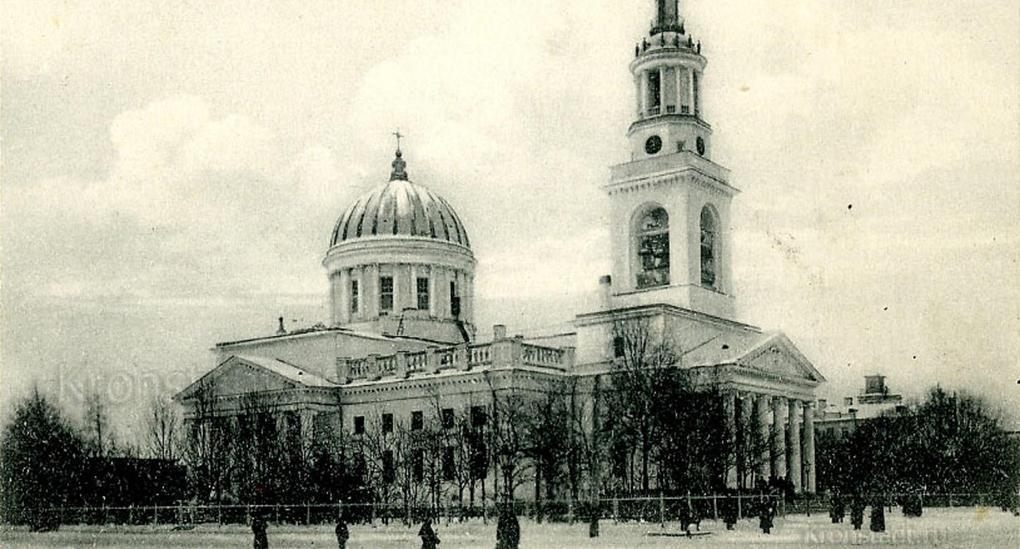 Под Петербургом восстановят собор, в котором служил Иоанн Кронштадтский / foma.ru
