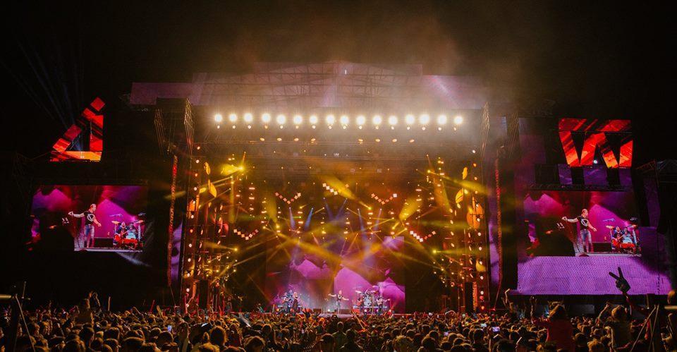 Первый день фестиваля Atlas Weekend посетило 154 тысячи человек / Facebook