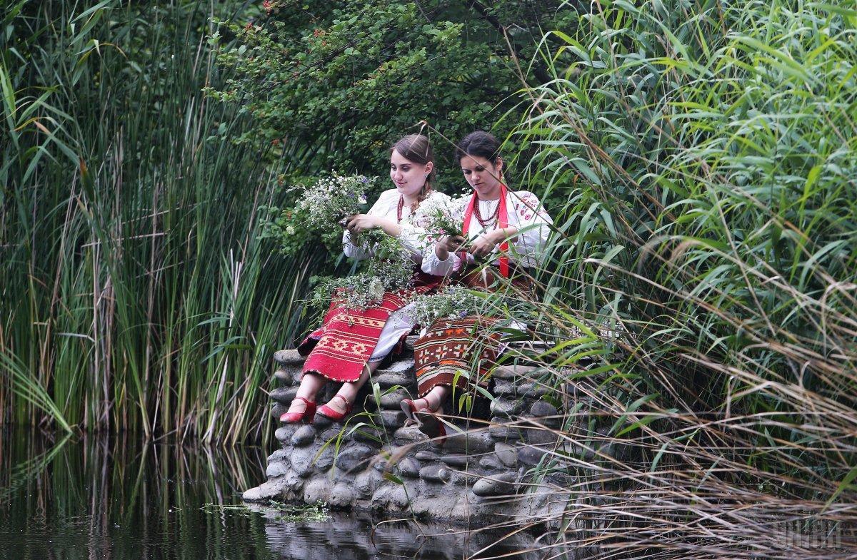7 липня - Івана Купала - одне з головних слов'янських свят / фото УНІАН