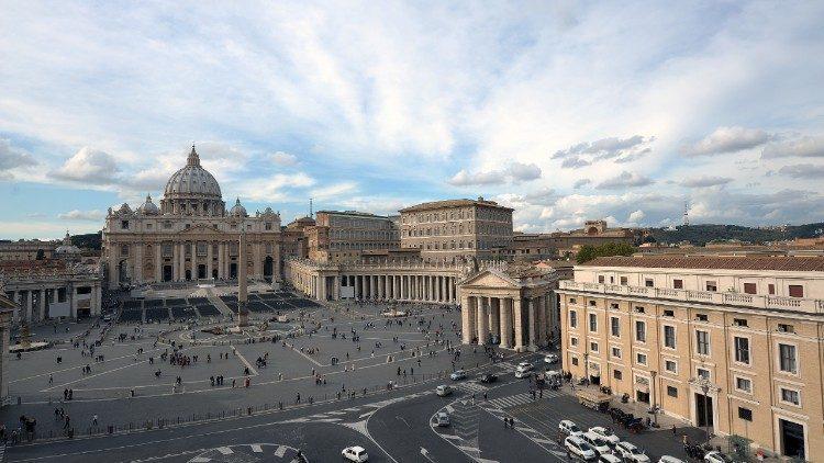 У липні єдиними зустрічамиПапи з вірянами будуть недільні молитви «Ангел Господній» / vaticannews.va