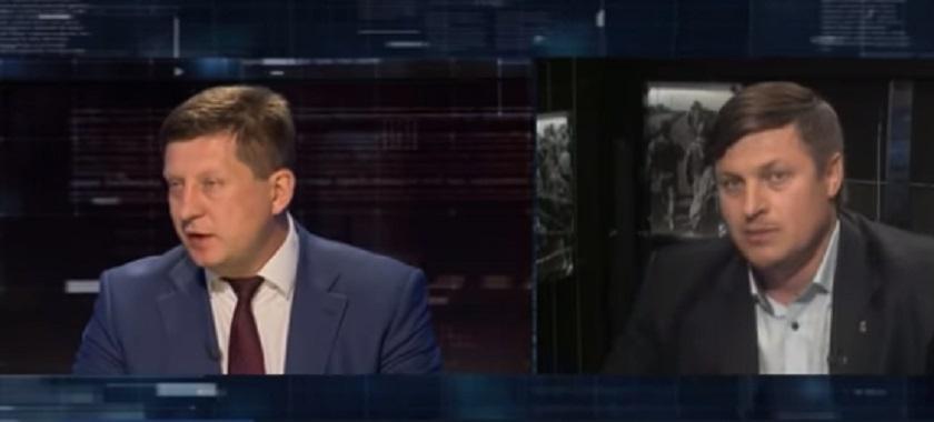 Ткачук заявил, что Федерика и Могерини- разные люди / Скриншот