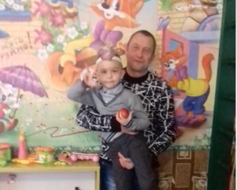 ВУкраинском государстве беженцу сДонбасса порвали рот за российский язык