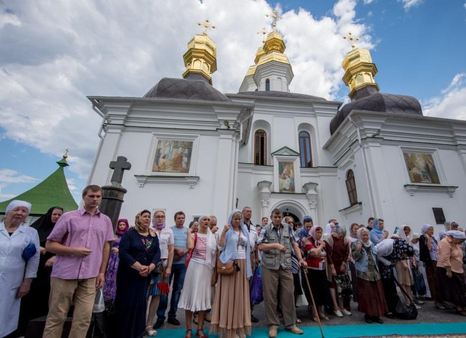 Заупокійну молитву піднесло духовенство Церкви та віряни / news.church.ua