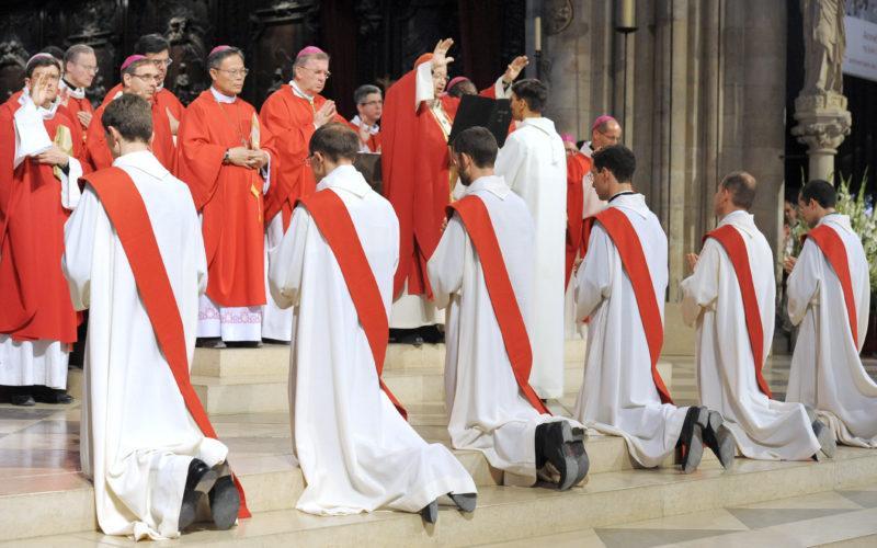 В 58 епархиях Франции в этом году не будет посвящен ни один священник/ katolikusvalasz.blog.hu