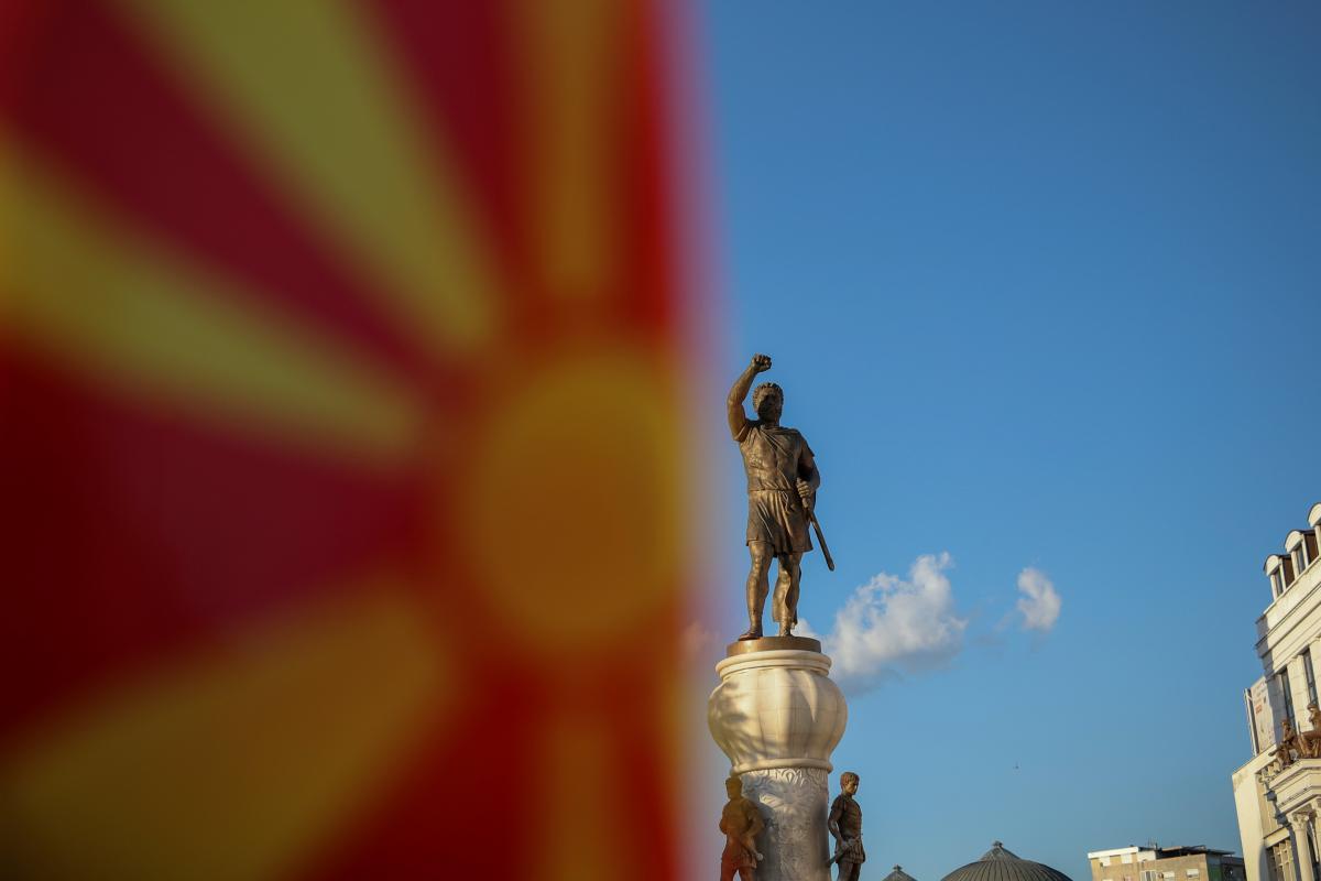 Украина и Северная Македония договорились совместно поддерживать туризм / фото REUTERS