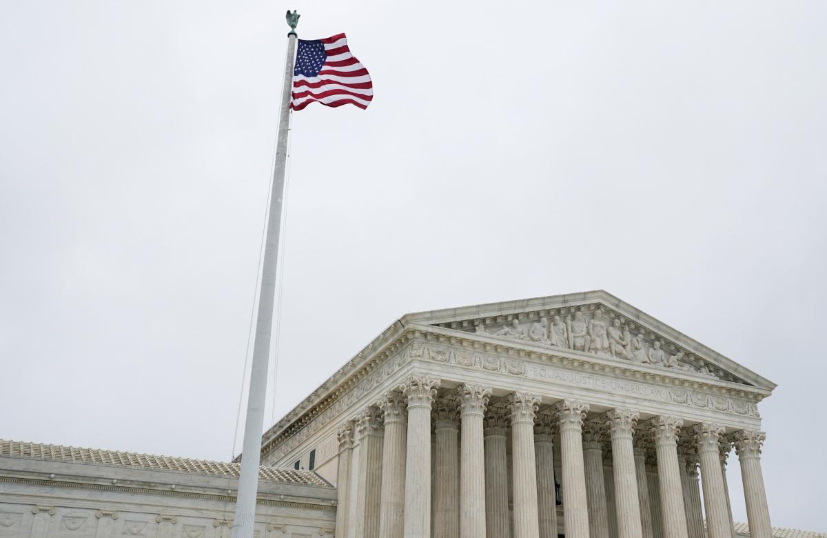 Верховний суд США / REUTERS