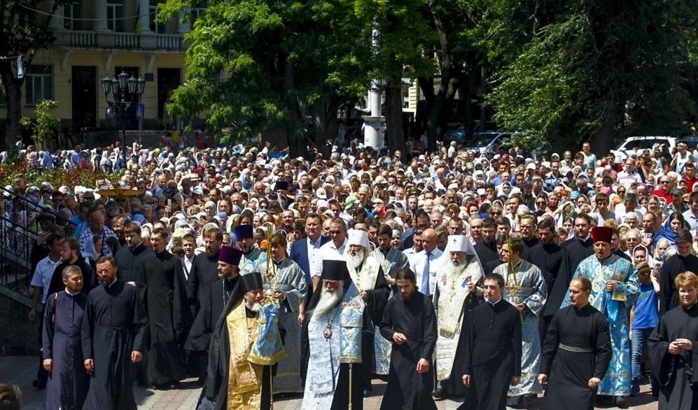 По улицам Одессы пройдет крестный ход / eparhiya.od.ua
