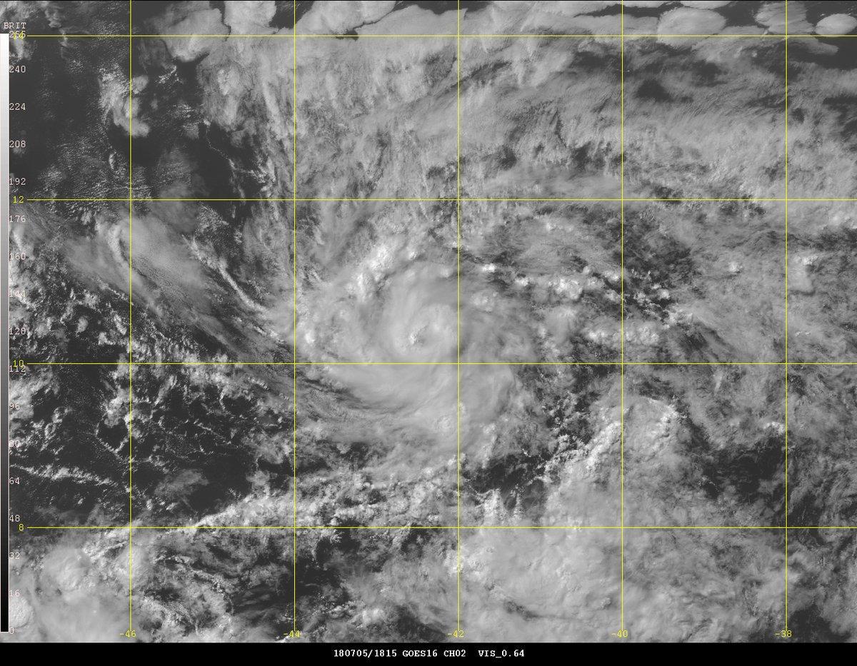 В Атлантичному океані сформувався тропічний шторм / twitter.com/NHC_Atlantic