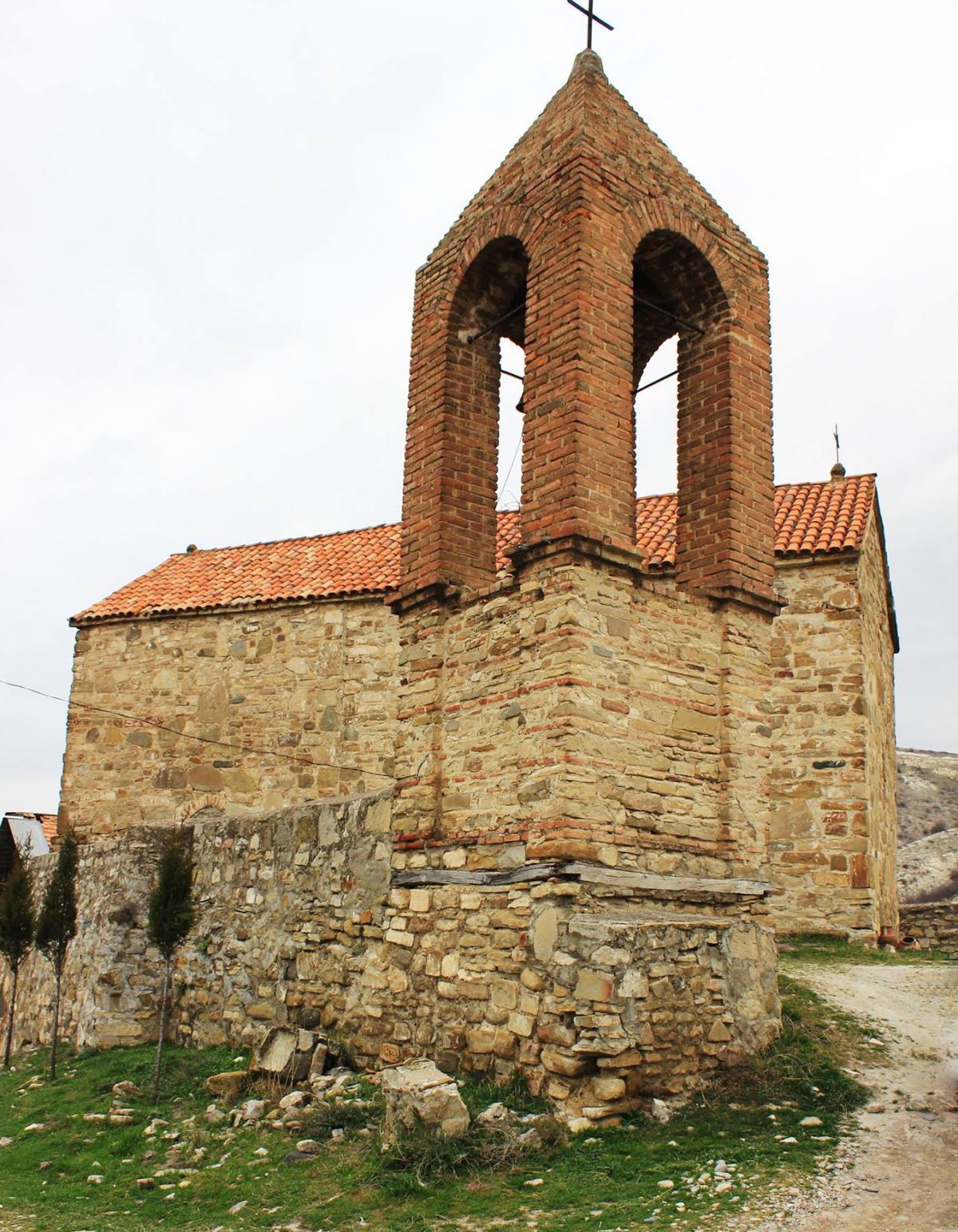 Церква Богоматері була побудована в кінці XVI століття біля села Цинарехи / newsgeorgia.ge