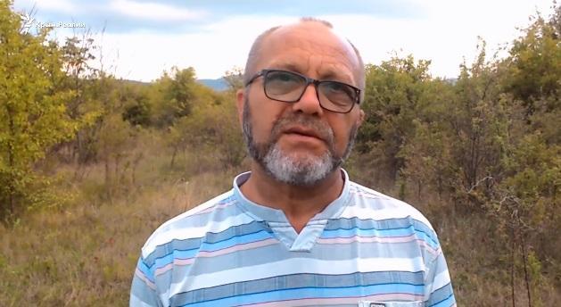 Водителя жены Джемилева пытали, рассказал правозащитник / Скриншот