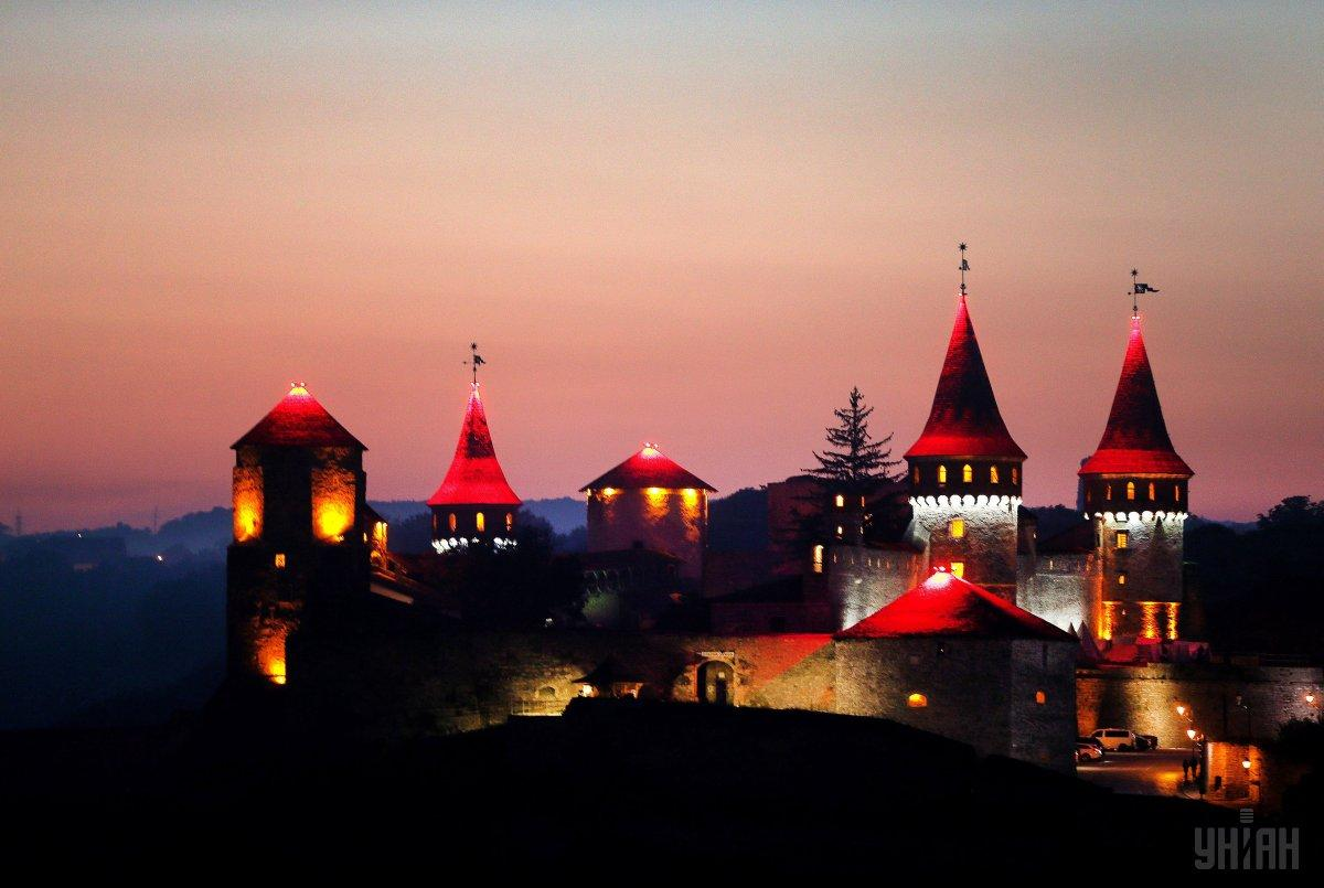 Castle in Kamianets-Podilsky / Photo from UNIAN
