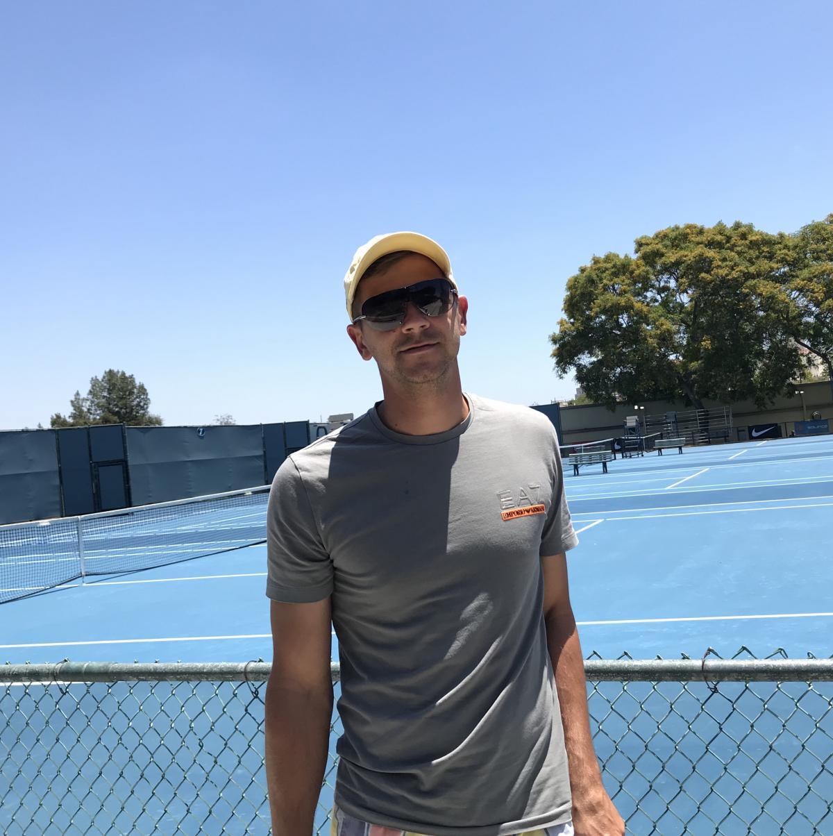 Дмитрий Гуричев верит в успешное будущее молодых украинских теннисистов