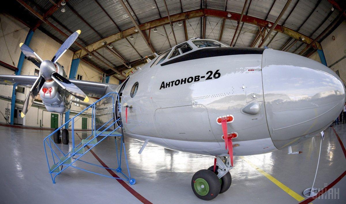 """Журналисты заявили об""""откатах"""" за поставки высотомеров для ремонта Ан-26 / фото УНИАН"""