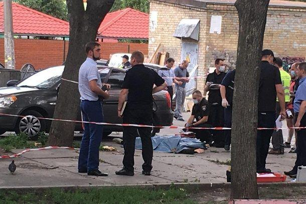Подозреваемый имеет пять судимостей / Фото Константин Стогний в Facebook