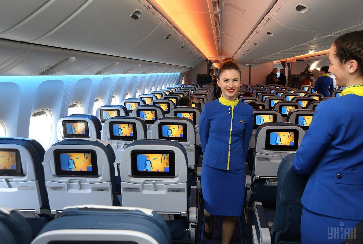 Когда появилась первая в мире стюардесса / фото УНИАН