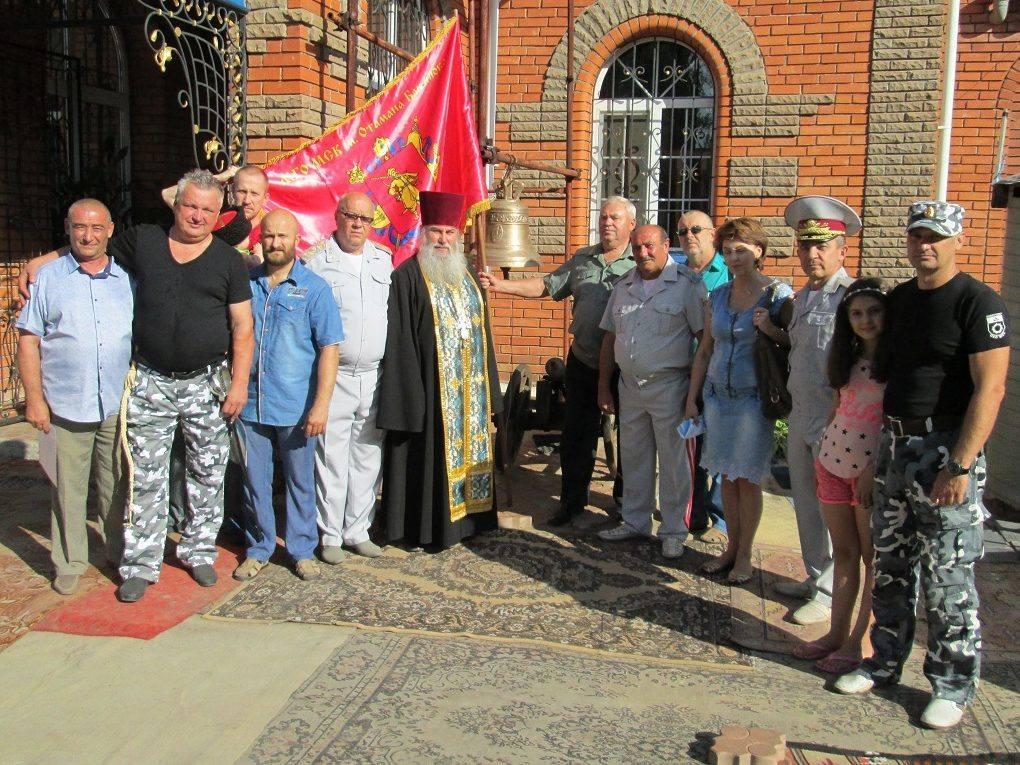 Нові члени війська дали слово служити Українському народу і Православній Церкві/ hramzp.иа
