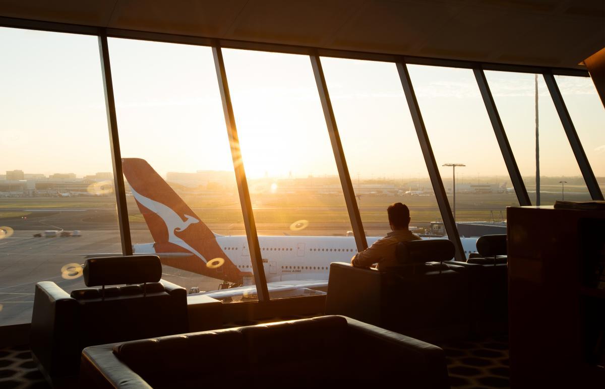 Qantas почала тестувати автоматизовану систему розпізнавання осіб / фото qantasnewsroom.com.au